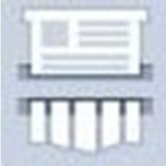 360文件粉碎机LOGO