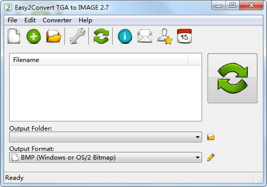Easy2Convert TGA to IMAGE