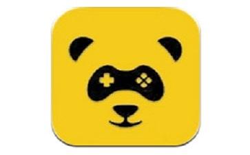熊猫娃娃机段首LOGO