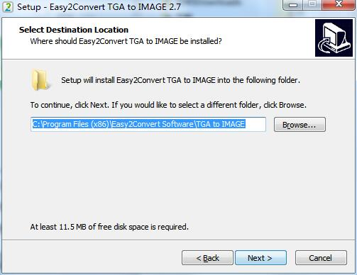 Easy2Convert TGA to IMAGE截图