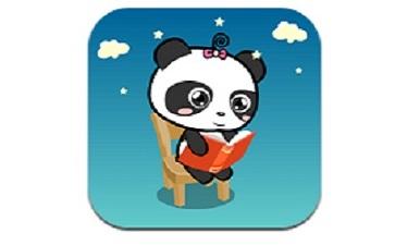 熊猫乐园故事段首LOGO