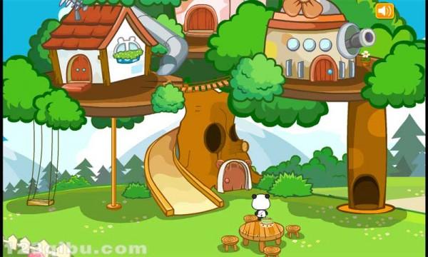 熊猫乐园故事截图1