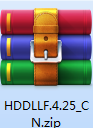 硬盘低级格式化工具截图