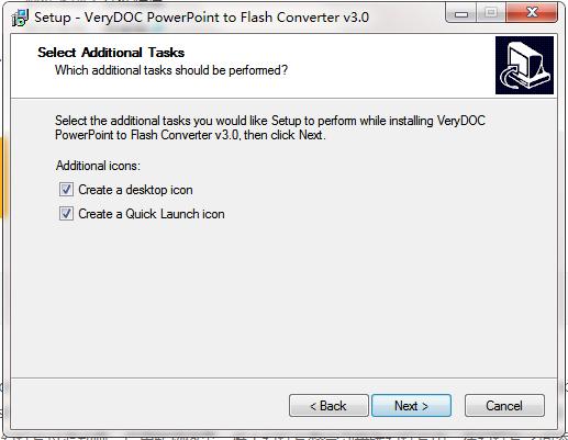 VeryPDF PowerPoint to Flash Converter截图