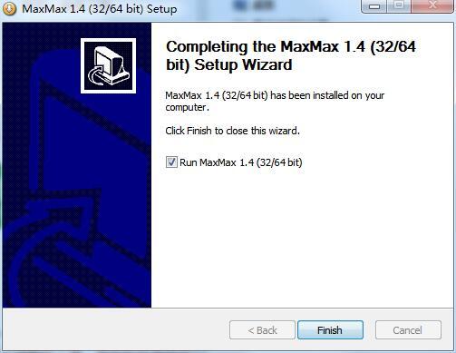 MaxMax截图