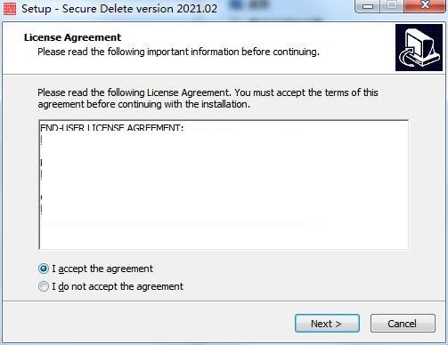 Secure Delete截图