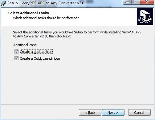 VeryPDF XPS to Any Converter截图
