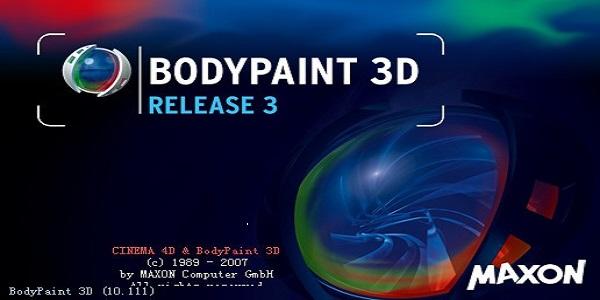 Bodypaint 3D截图