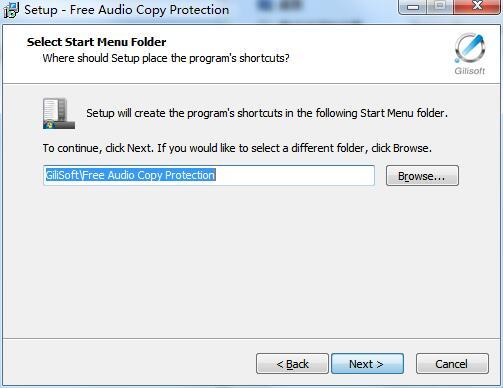 Free Audio Copy Protection截图