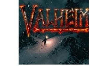 Valheim:英灵神殿段首LOGO