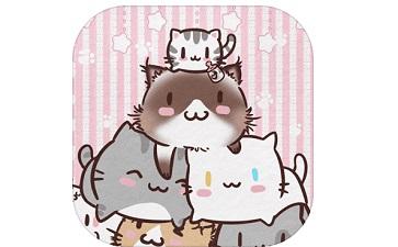 开心猫舍段首LOGO