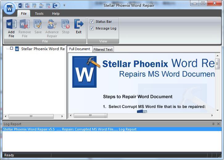 Stellar Phoenix Word Repair