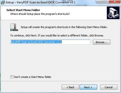 VeryPDF Scan to Excel OCR Converter截图
