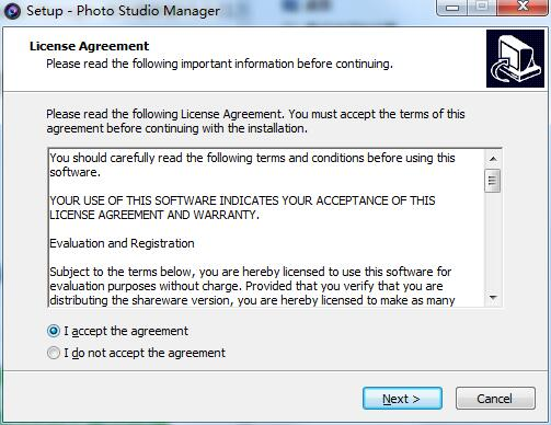 Photo Studio Manager截图