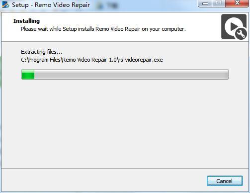 Remo Video Repair截图