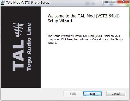 Togu Audio Line TAL Mod截图