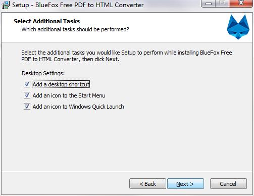 Free Convert PDF to HTML截图