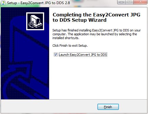 Easy2Convert JPG to DDS截图