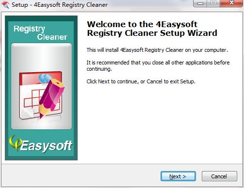 4Easysoft Registry Cleaner截图