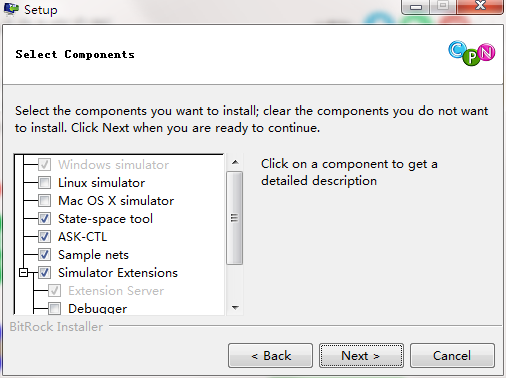 CPN Tools截图
