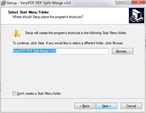 VeryPDF PDF Split Merge截图