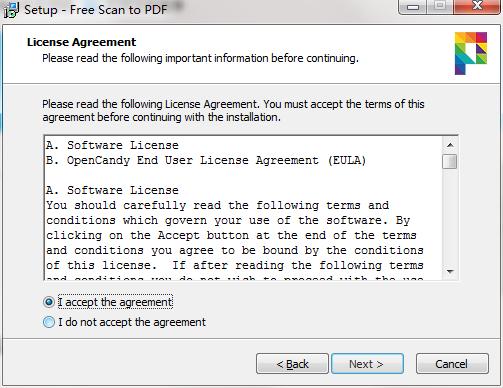 Free Scan to PDF截图
