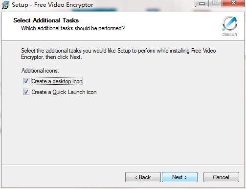 Free Video Encryptor截图