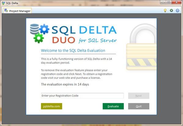 SQL Delta for SQL Server截图1