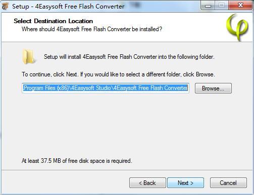 4Easysoft Free Flash Converter截图