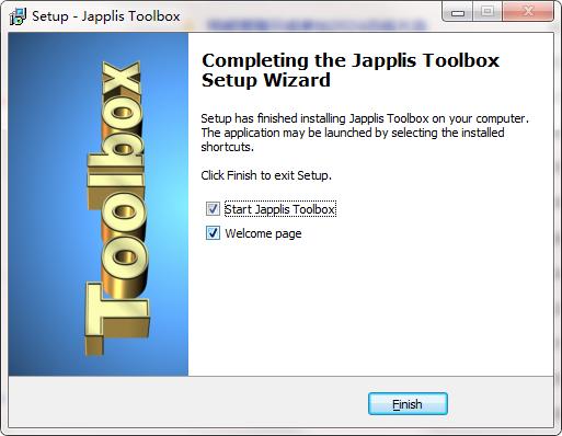 Japplis Toolbox截图