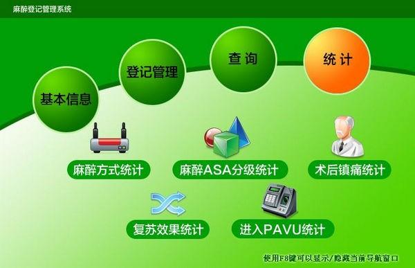 麻醉登记管理系统截图1