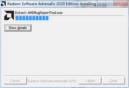 AMDRadeonSoftware截图