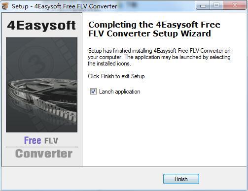4Easysoft Free FLV Converter截图