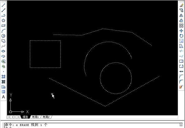 CAD计算总长度插件LSP截图