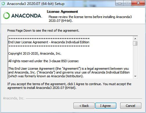 Anaconda3截图