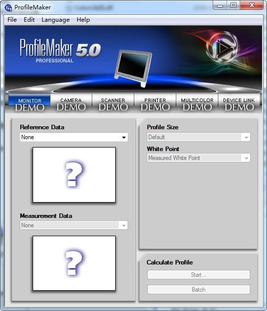 ProfileMaker截图