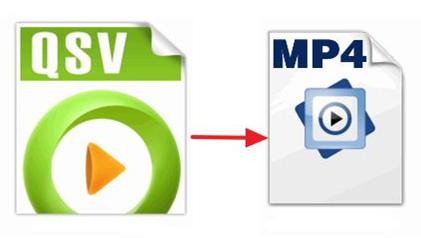 qsv格式转换mp4截图