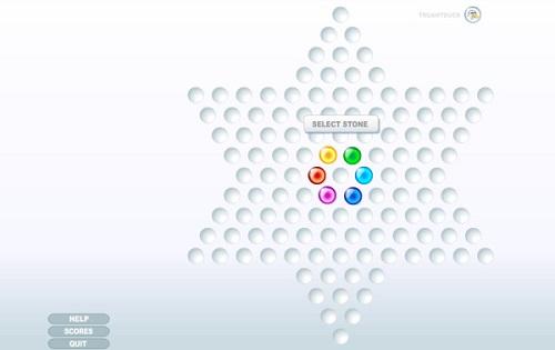 水晶跳棋截图
