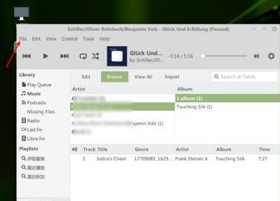 Rhythmbox For Linux截图