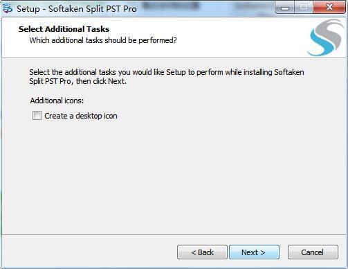 Softaken Split PST Pro截图