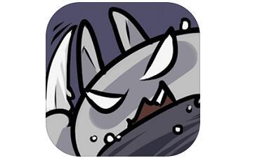只兔:不灭的勇者段首LOGO
