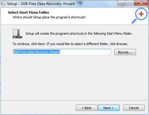2GB Free Data Recovery Wizard截图