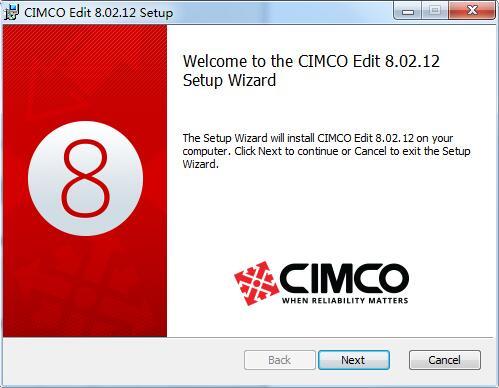 CIMCOEdit最新版本截图