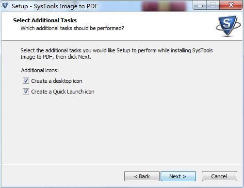 SysTools Image to PDF Converter截图