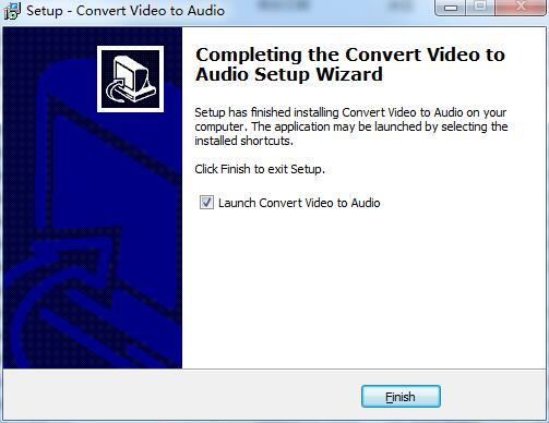 Vovsoft Convert Video to Audio截图