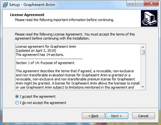 Graphesent Anim截图
