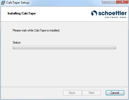Schoettler CalcTape截图