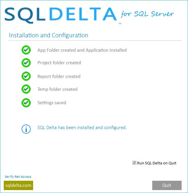 SQL Delta for SQL Server截图