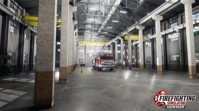 消防模拟器截图