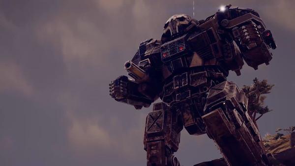 BattleTech截图